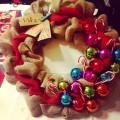 Christmas Wreath 2014 Jen and Company.com