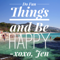 Do Fun Things- Jen & Company